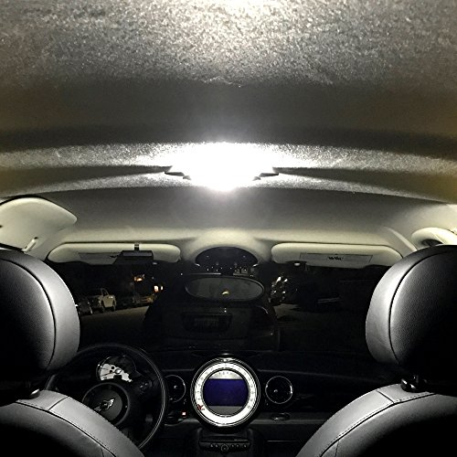 siriusled super bright 1 w led bulbs with 360 degree projection for car interior lights gauge. Black Bedroom Furniture Sets. Home Design Ideas