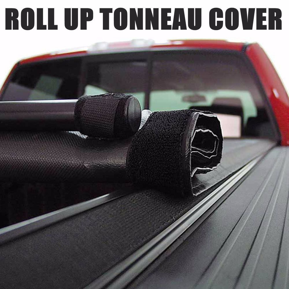 Roll Amp Lock Soft Retractable Tonneau Cover For 2004 2017